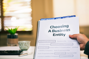 Do I need an LLC or a partnership for my business?